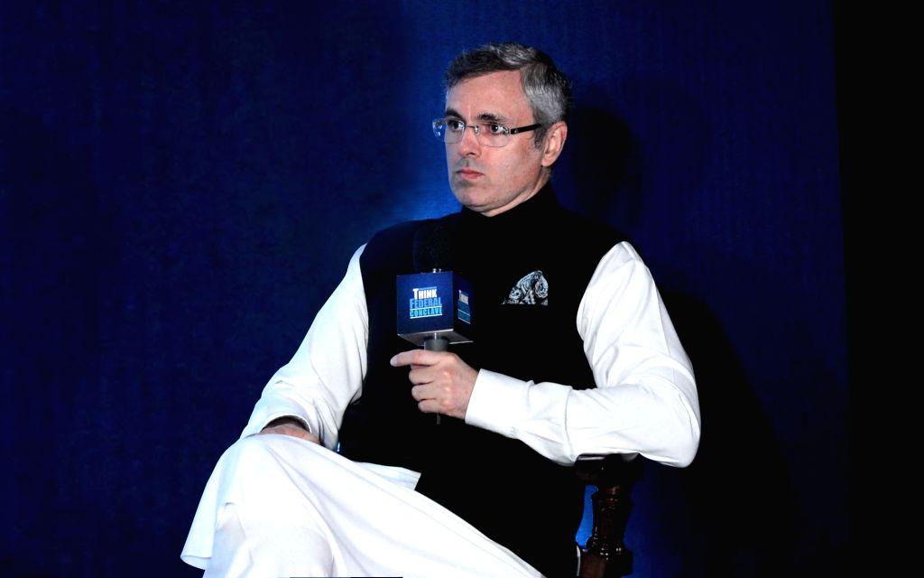 Omar Abdullah. (File Photo: IANS)