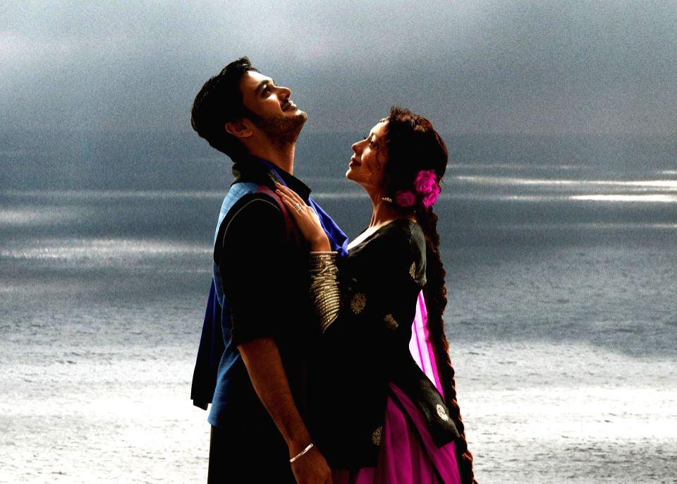 Omkar Patil and Neha Sargam. - Omkar Patil