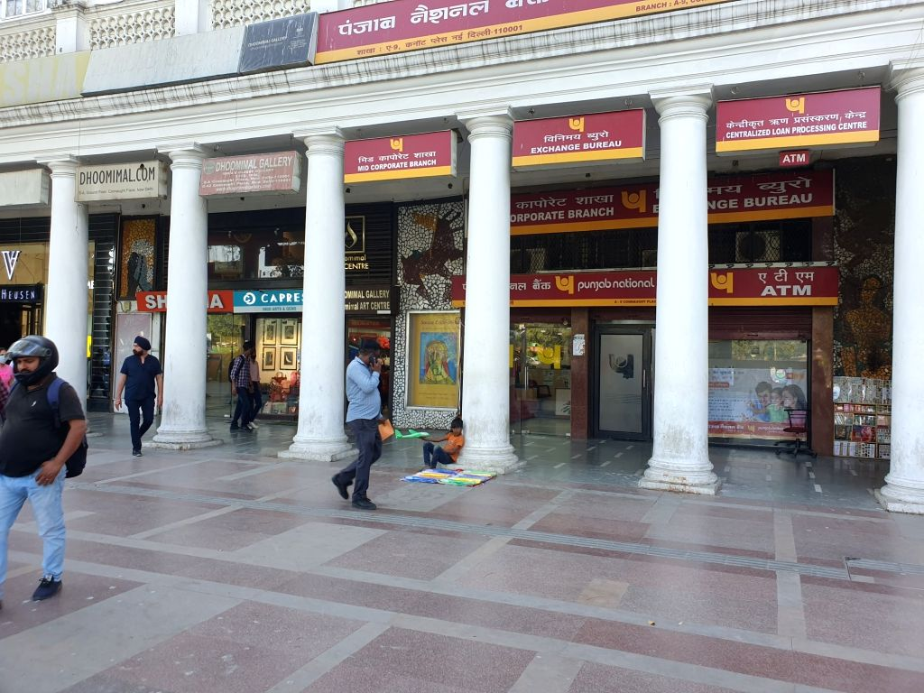 On a spring afternoon in Delhi, when one expects hustle and bustle in shopping hot spots like Connaught Place, there is only defeaning silence as COVID-19 continues to affect people ...
