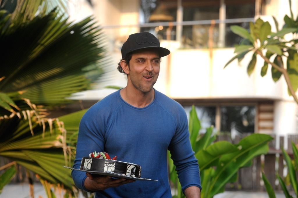 On Hrithik Roshan's 46th birthday on Friday, his former wife Sussanne Khan wished the actor and said that he's the most incredible man she knows. - Hrithik Roshan and Sussanne Khan