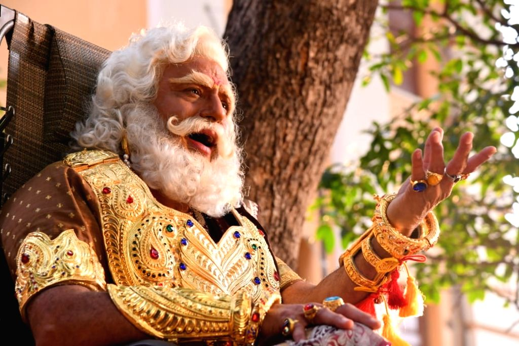 On The Occasion Of Bheeshma Ekadasi, NataSimha Nandamuri Balakrishna Released Stills Of His Bheeshma Character.