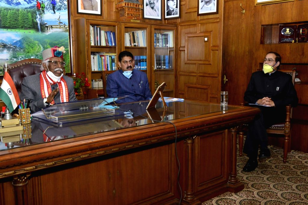 On the occasion of National Sports Day, Governor Bandaru Dattatraya interacted with eminent sports persons of the state through a virtual platform. While congratulating them on this day, Dattatraya ...
