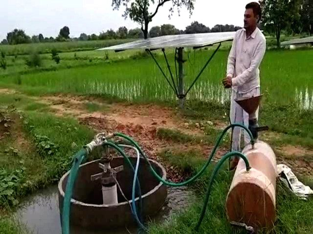 On their own, MP farmers harvesting rainwater to check water woes (Credit: 101Reporters)
