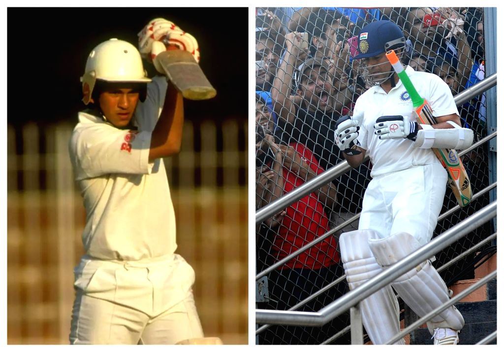On this day: Sachin Tendulkar makes international debut - Sachin Tendulkar