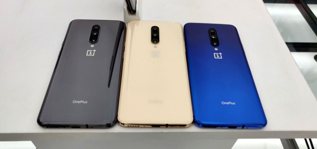 OnePlus 7 Pro smartphone. (File Photo: IANS)