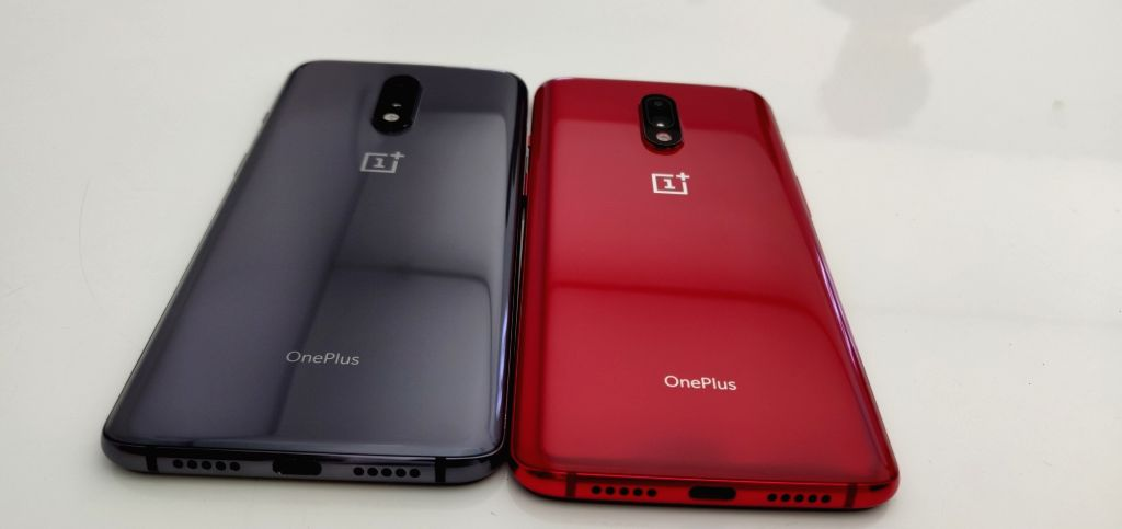 OnePlus 7 smartphone. (File Photo: IANS)