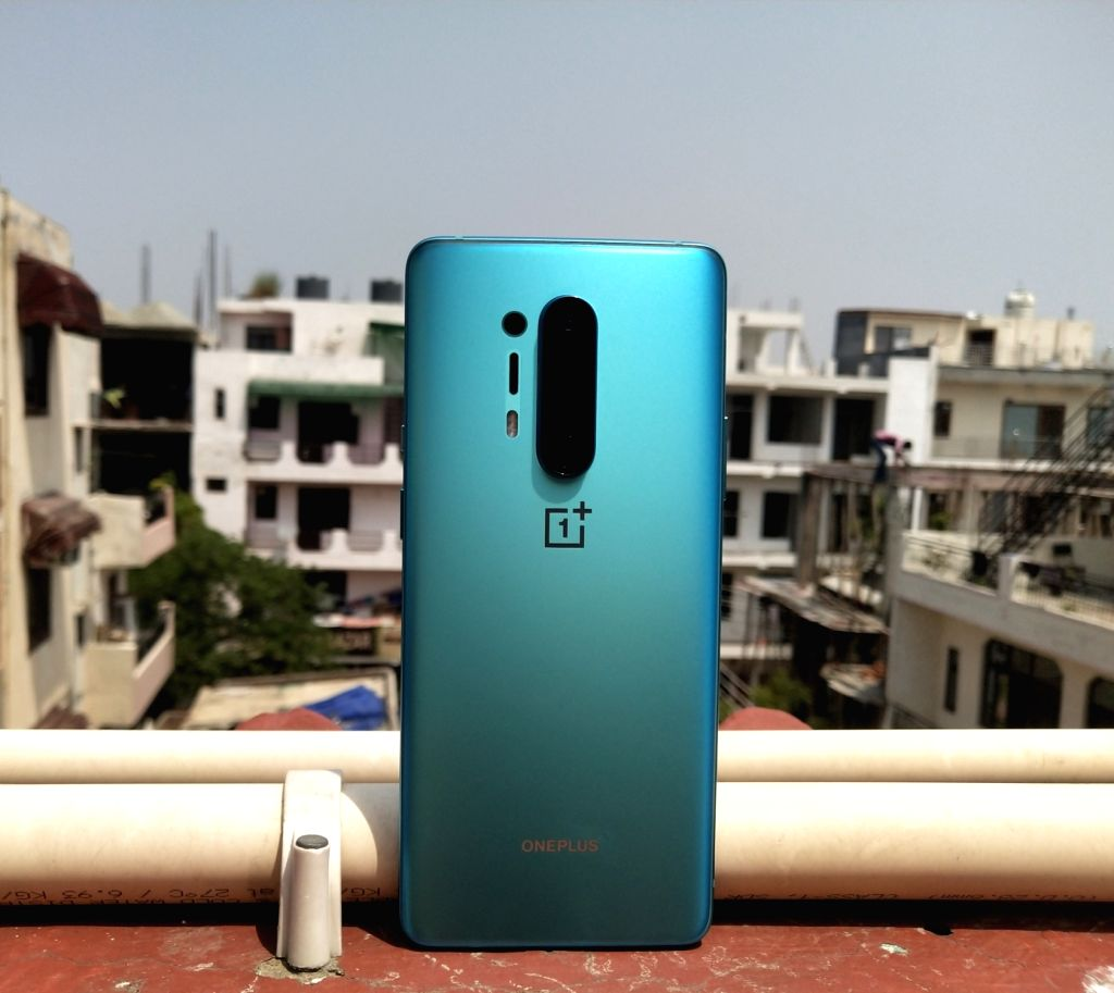 OnePlus 8 Pro review.