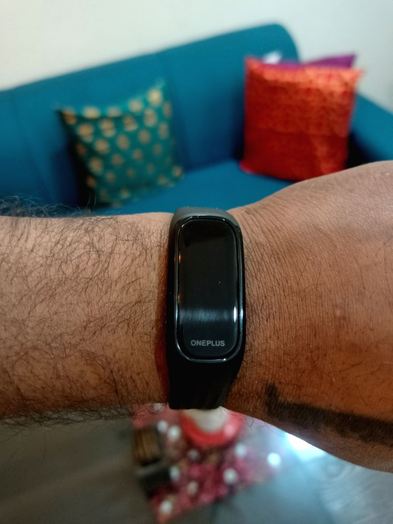 OnePlus Band: Stay fit with this budget wearable in New Year