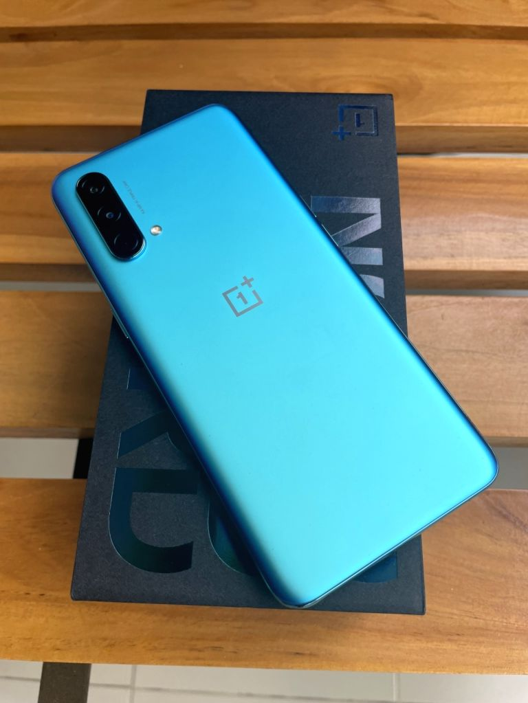 OnePlus Nord CE 5G story.