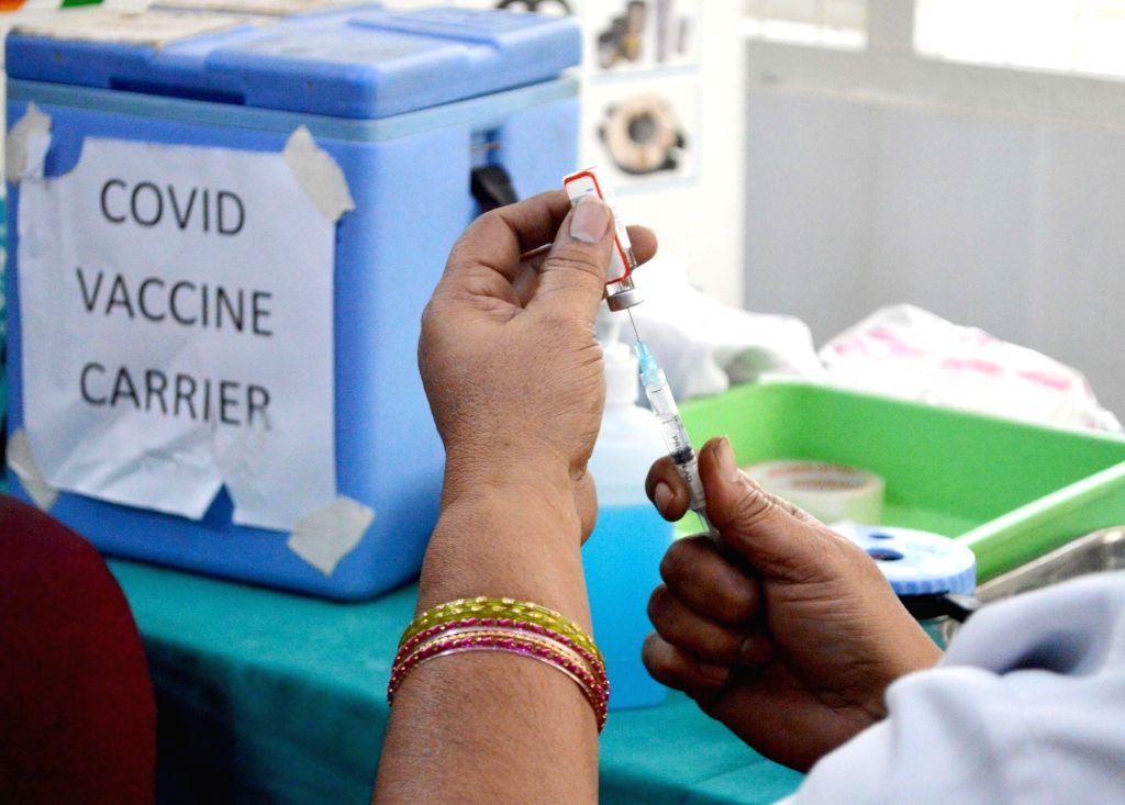 Only 4% beneficiaries turn up for 2nd dose of Covid vaccine