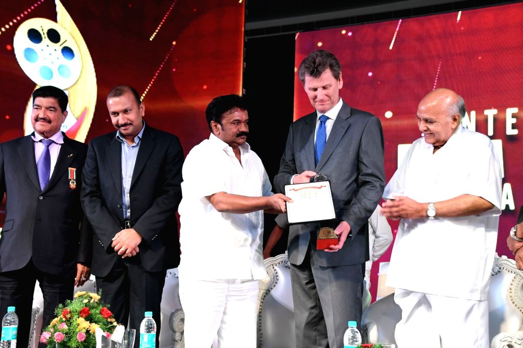 Opening Ceremony of IndyWood Film Carnival at Ramoji Film City in Hyderabad on Sept. 24, 2016.