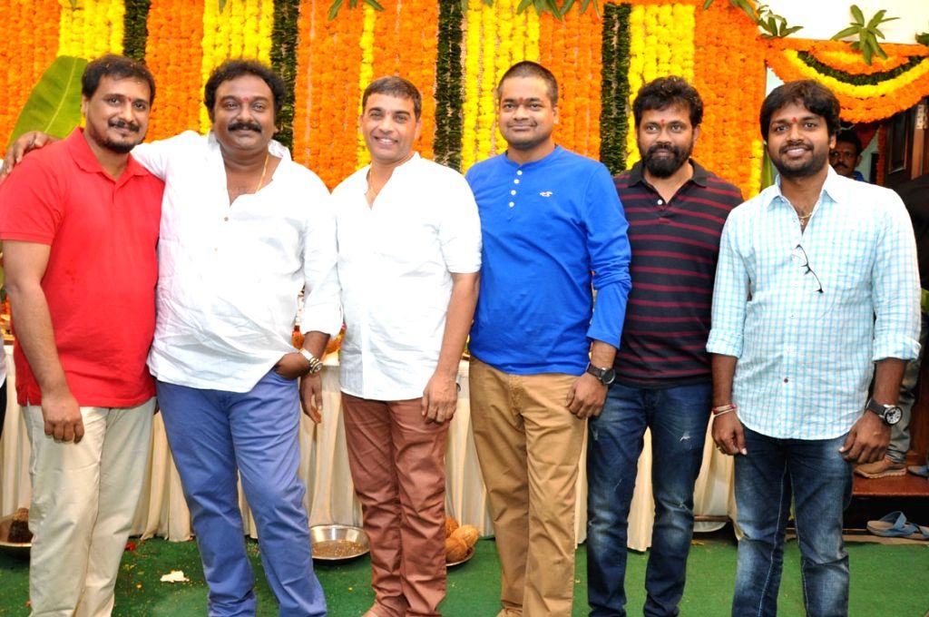 Opening from Telugu film `Yevado Okadu`.