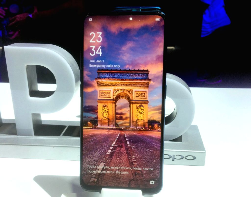 Oppo F11 Pro will be available at Rs 24,990. (Photo: IANS)