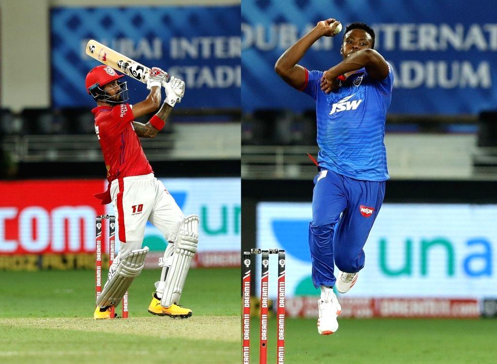Orange Cap stays with KL Rahul, Purple with Rabada.