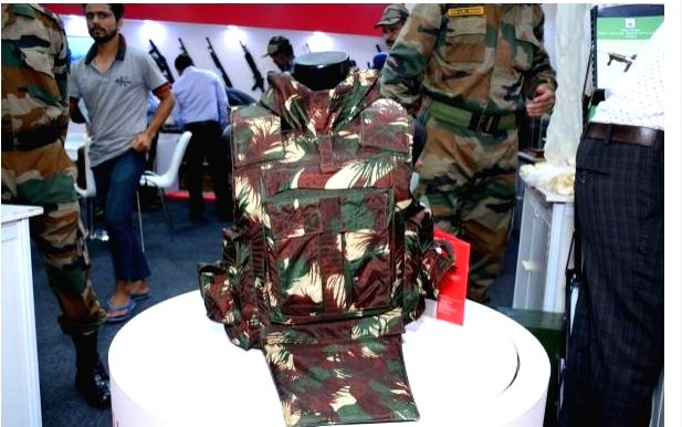 Ordnance Factory makes bullet-resistant jackets for TN Police.