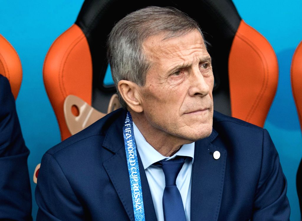 Oscar Tabarez. (File Photo: IANS)