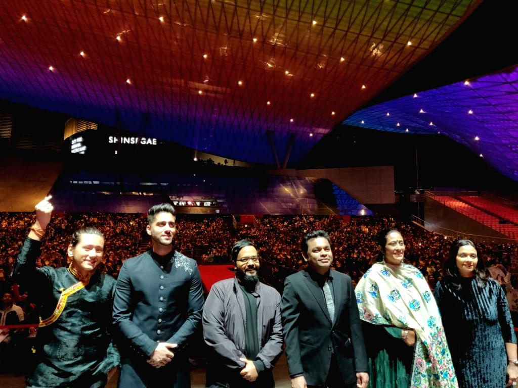 "Oscar-winning composer A.R. Rahman says that there are lots of social stigmas around musicians, which is reflected on the big screen. Rahman is attending the Busan International Film Festival (BIFF) with the team of ""99 Songs"", which is produced and"