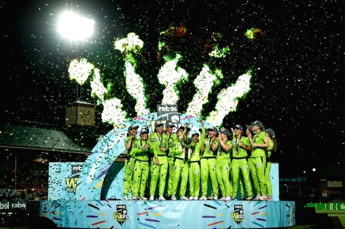 Over 1 million watched WBBL playoffs cricket matches.