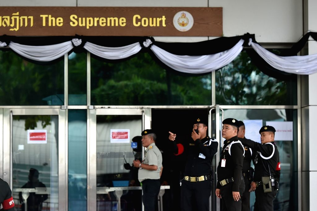 Over 160,000 court cases postponed in Thailand