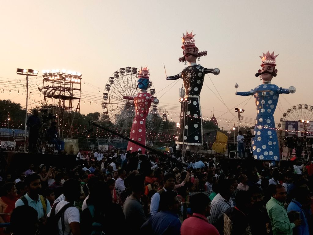 Over 1700 challans issued on Dussehra for violating Covid norms
