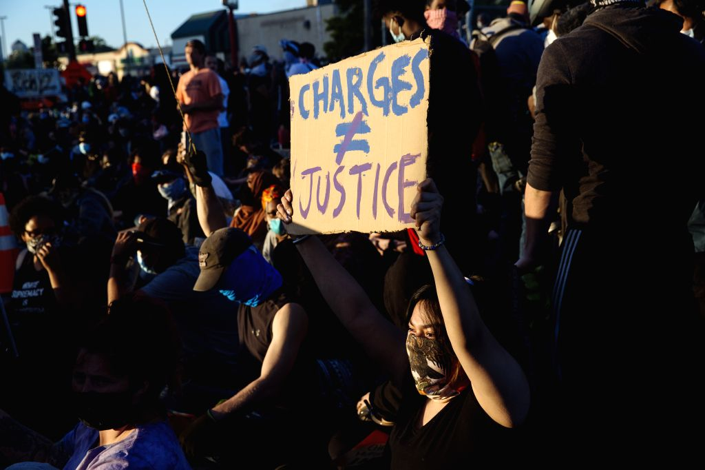 Over 200 arrested during protests in Arizona
