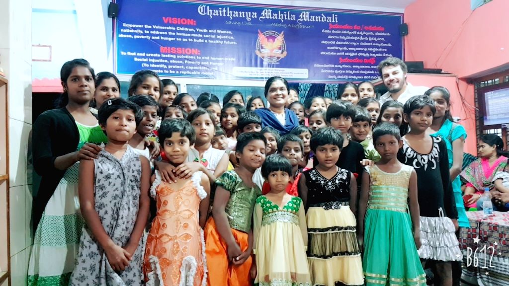 Over 3500 children of sex workers have been provided vocational training through the efforts of Jayamma.