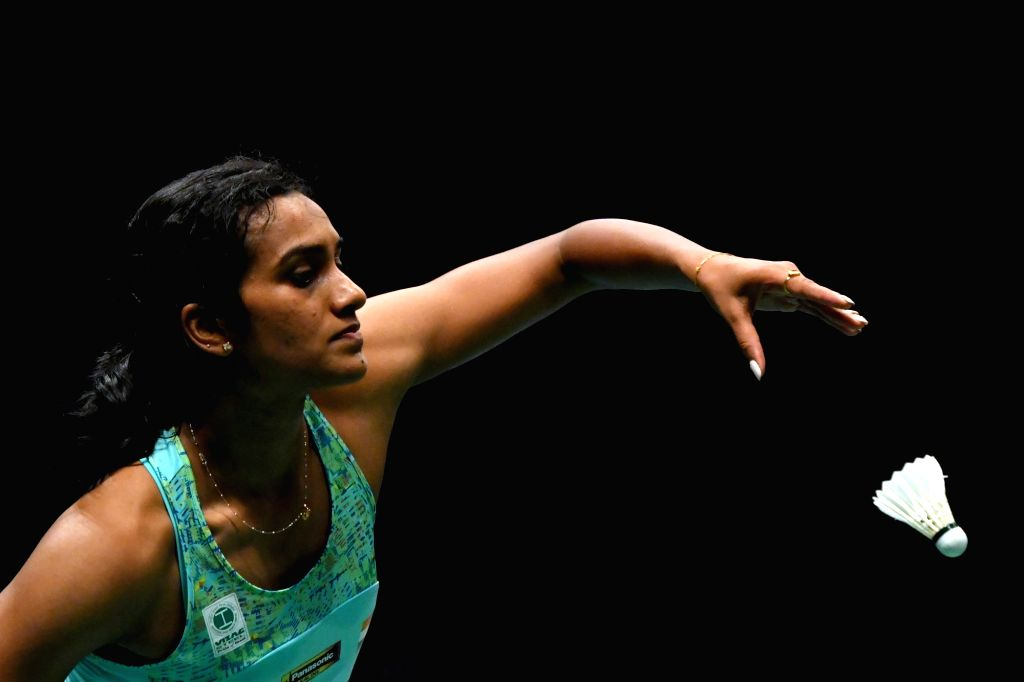 P. V. Sindhu. (File Photo: IANS)