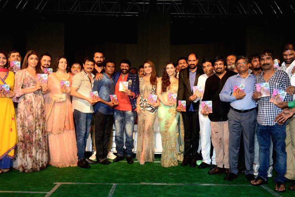 """Paisa Vasool"""" - music launch."""