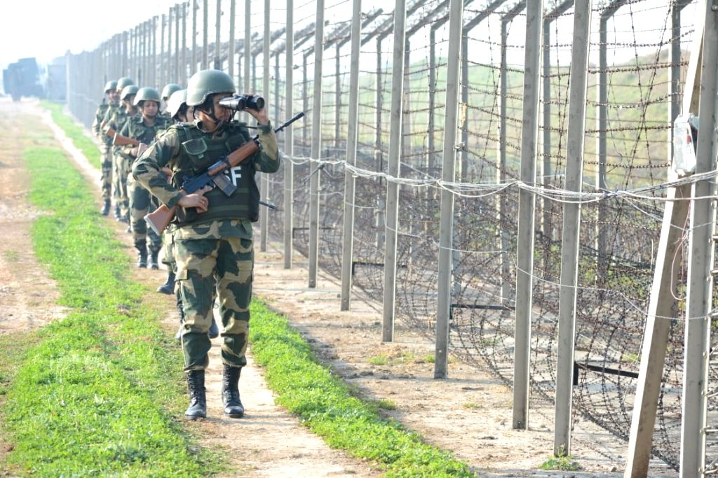 Pakistan Border. (File Photo: IANS)