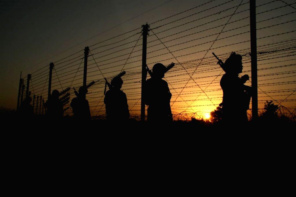 Pakistan Border. (File Photo: IANS)