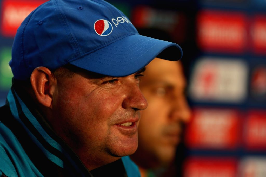 Pakistan coach Mickey Arthur. (File Photo: IANS)