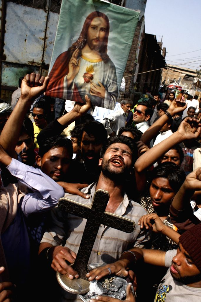 Pakistan no country for Christians, reveals report (Credit: Indian Narrative)