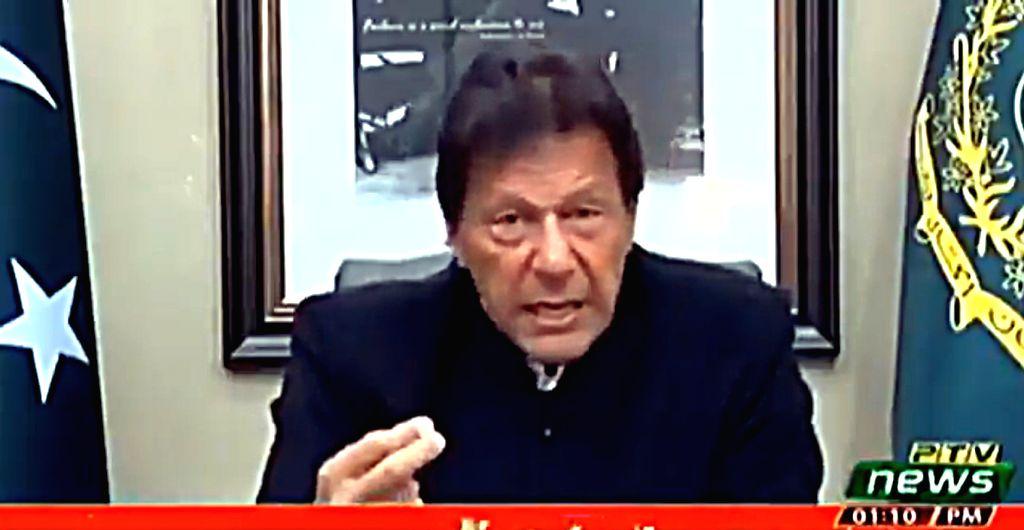 Pakistan Prime Minister Imran Khan's statement regarding Pulwama militant attack. - Imran Khan