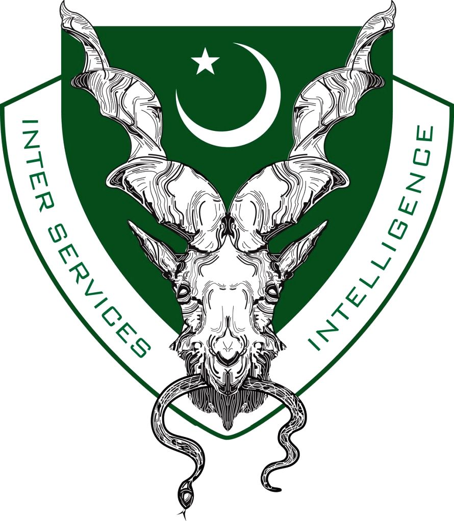 Pakistan's Inter-Services Intelligence (ISI).