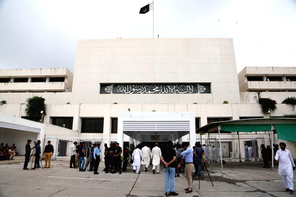 Pakistan's National Assembly