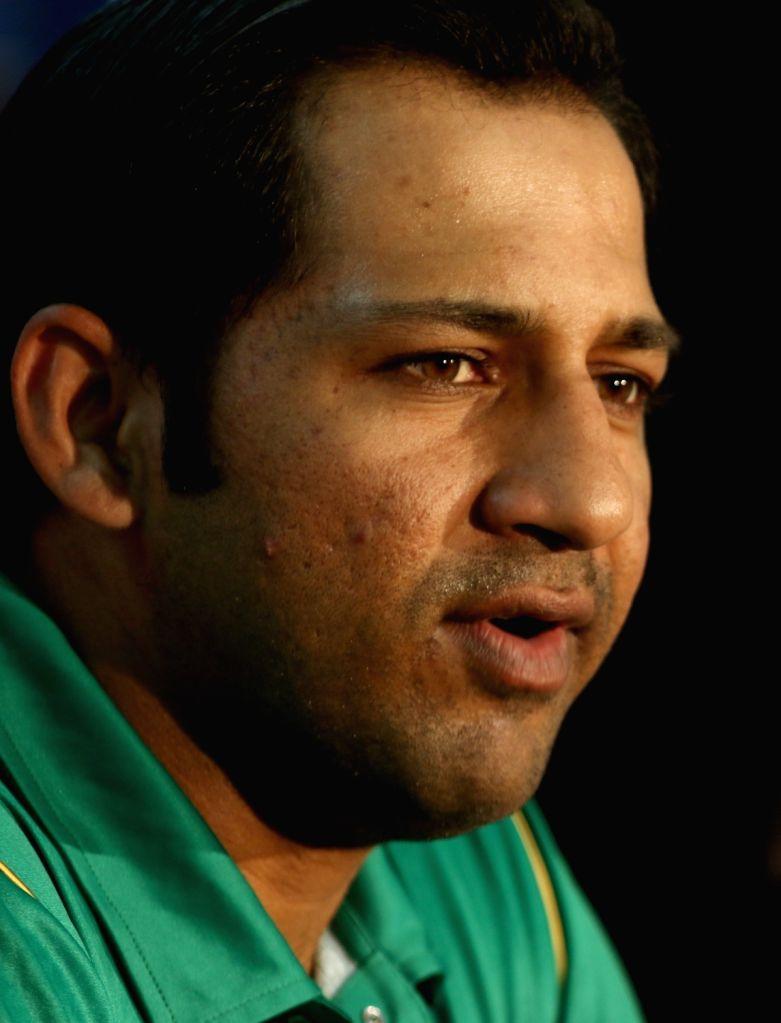 Pakistan skipper Sarfraz Ahmed. (File Photo: IANS)