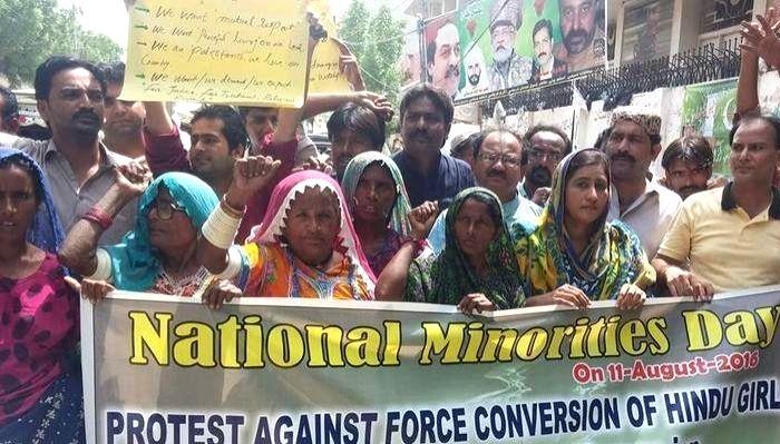 Pakistani Hindus.