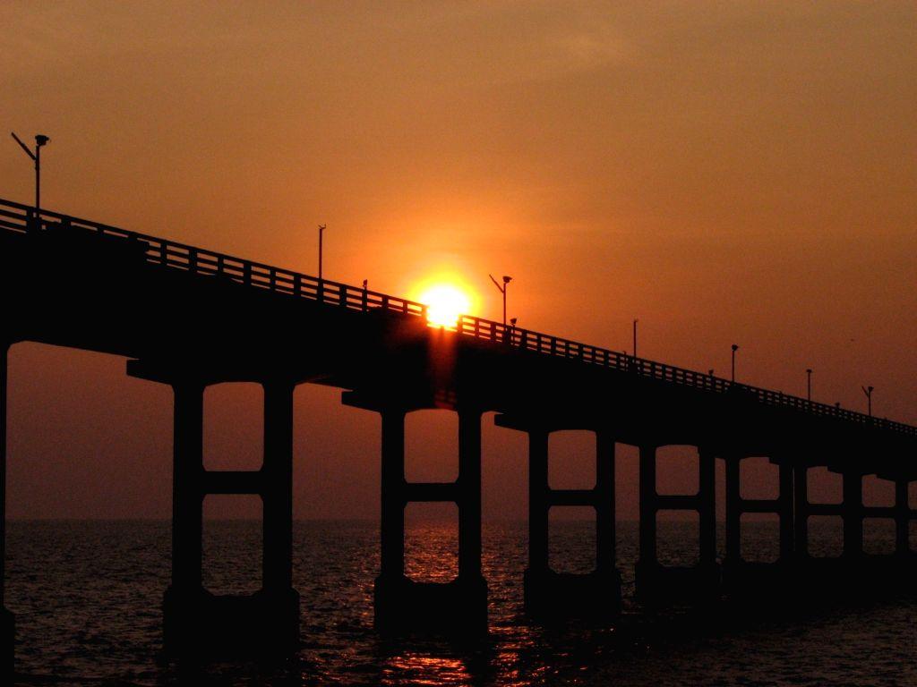 Pamban Bridge. (File Photo: IANS)
