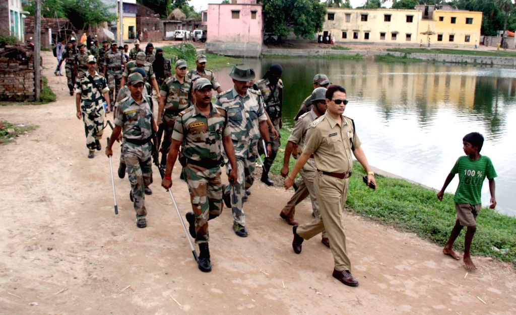 Panaji, March 29 (IANS) Two battalions of Central Reserve Police Force (CRPF) were deployed in Goa on Sunday, after three days of panic-buying across the state, which forced the police to use force against shoppers crowding outside grocery stores.(F