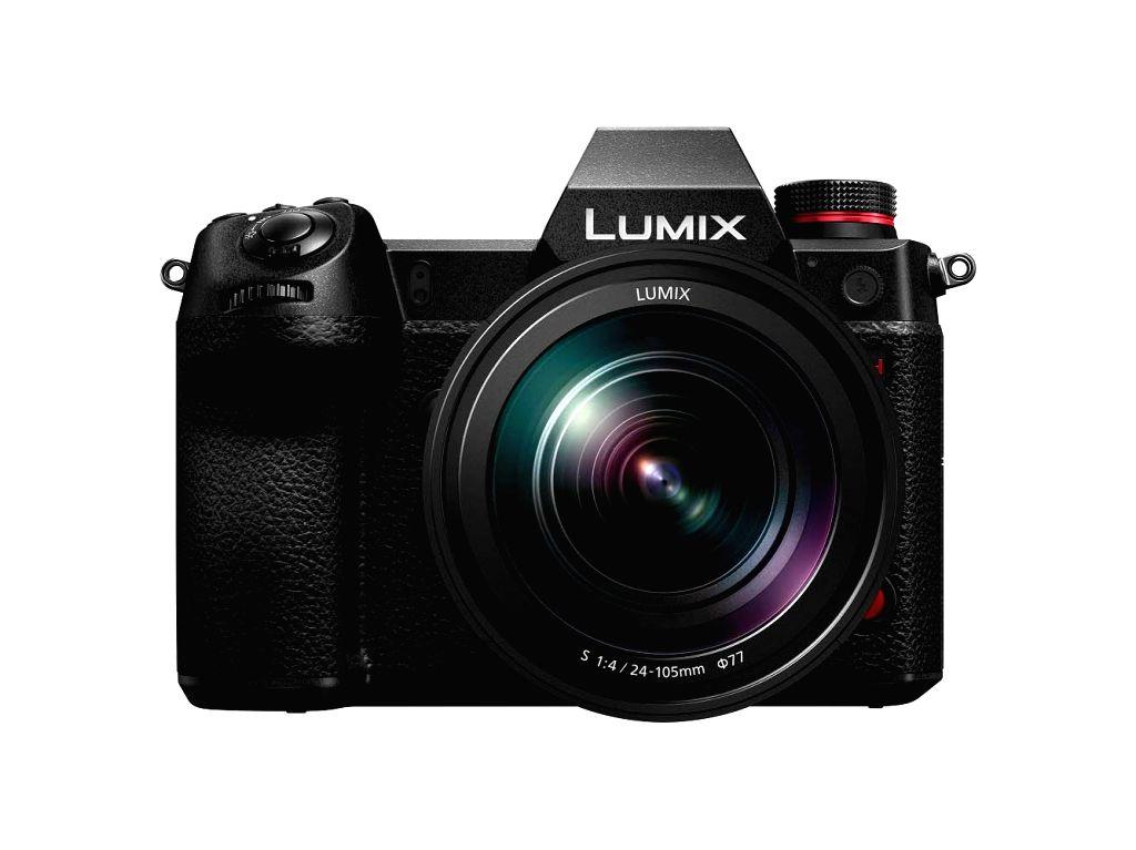 Panasonic India's Lumix S1H.