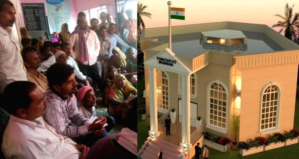 Panchayat in MP proposes new Central Vista-like office; higher-ups say 'no'