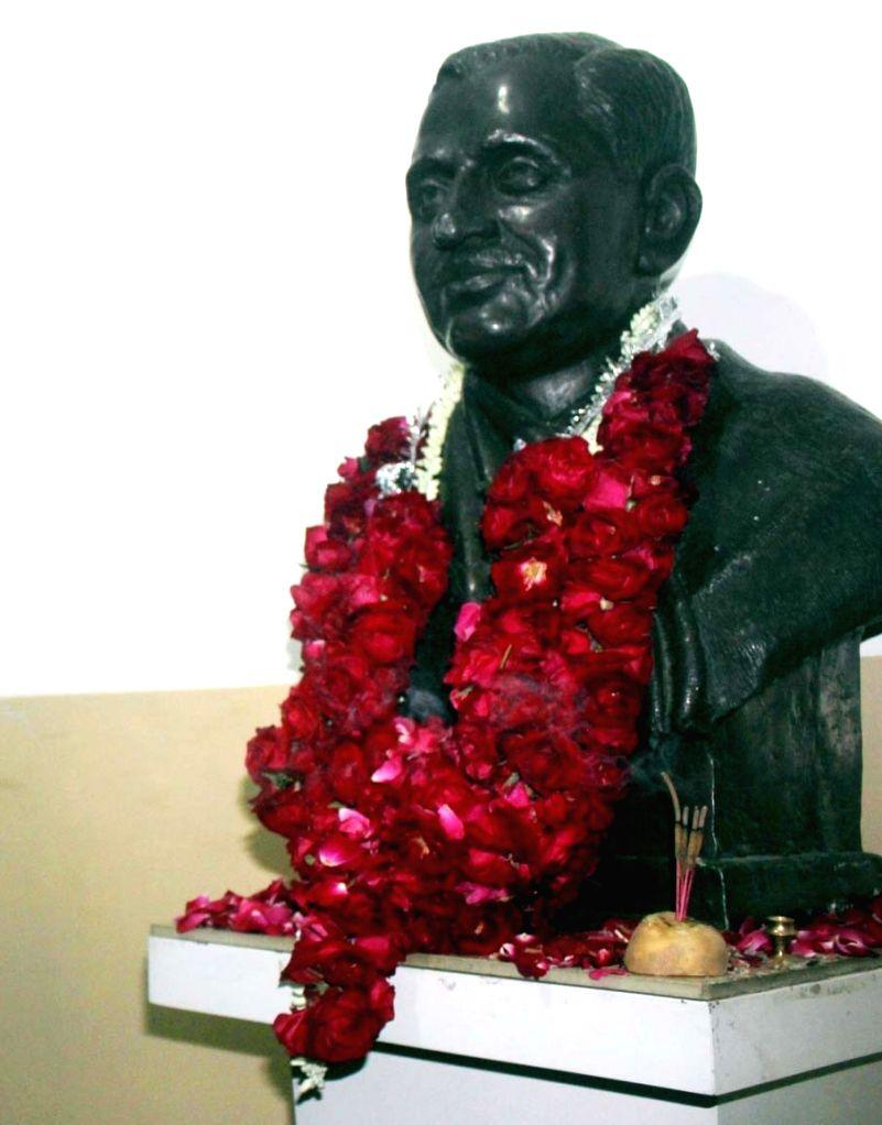 Pandit Deendayal Upadhyay. (File Photo: IANS) - Pandit Deendayal Upadhyay