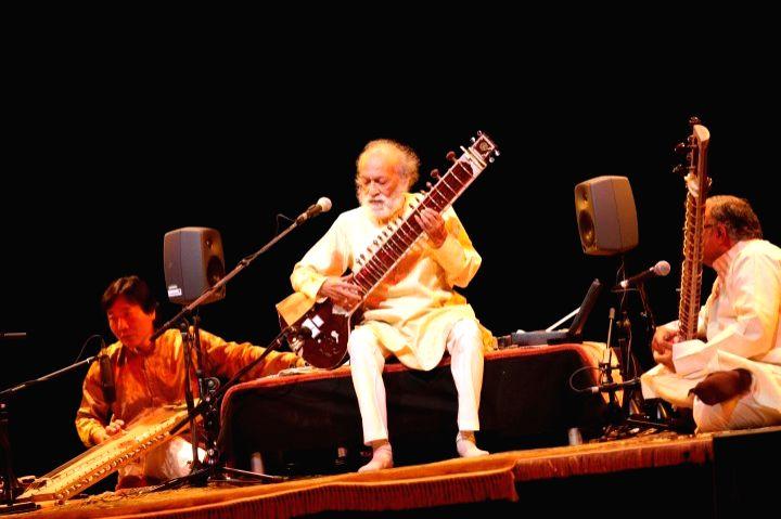 Pandit Ravi Shankar.