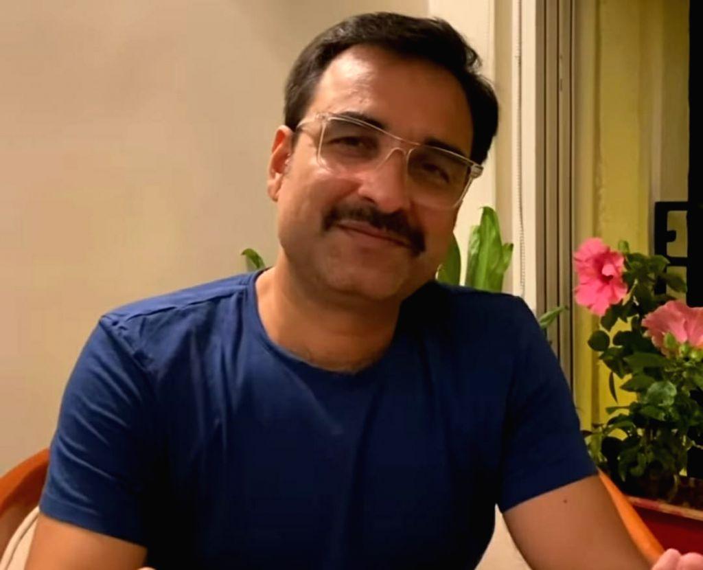 Pankaj Tripathi appeals for tree plantation on Daan Utsav. - Pankaj Tripathi