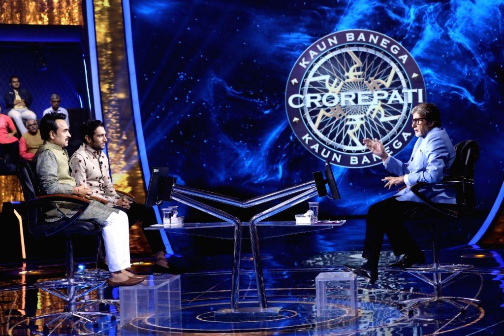 Pankaj Tripathi, Pratik Gandhi next special guests on 'KBC 13'. - Pankaj Tripathi and Pratik Gandhi