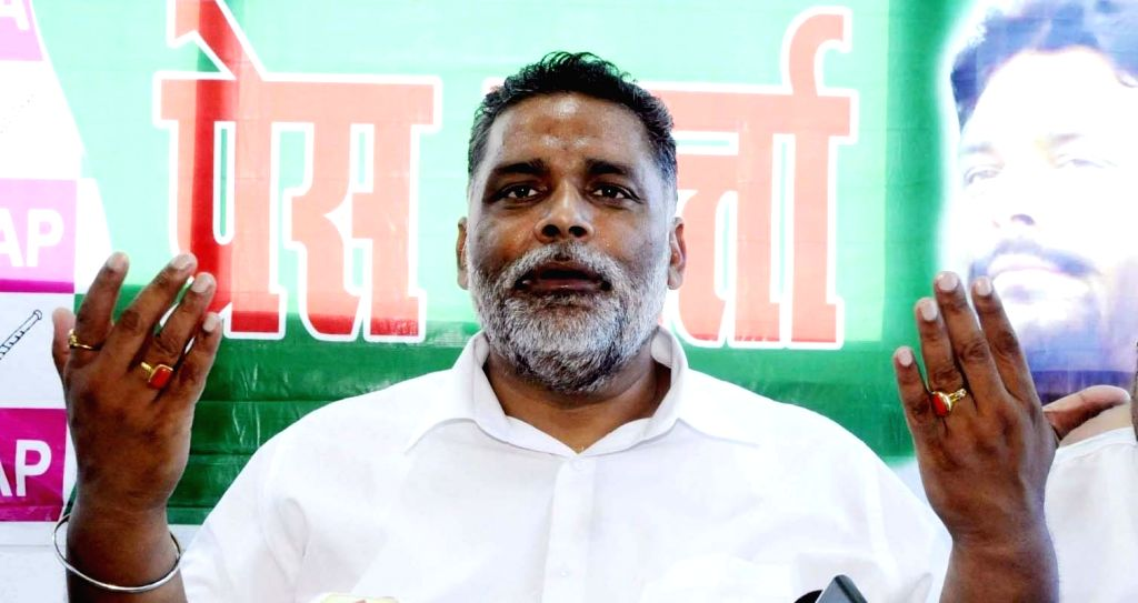 Pappu Yadav. (File Photo: IANS) - Pappu Yadav