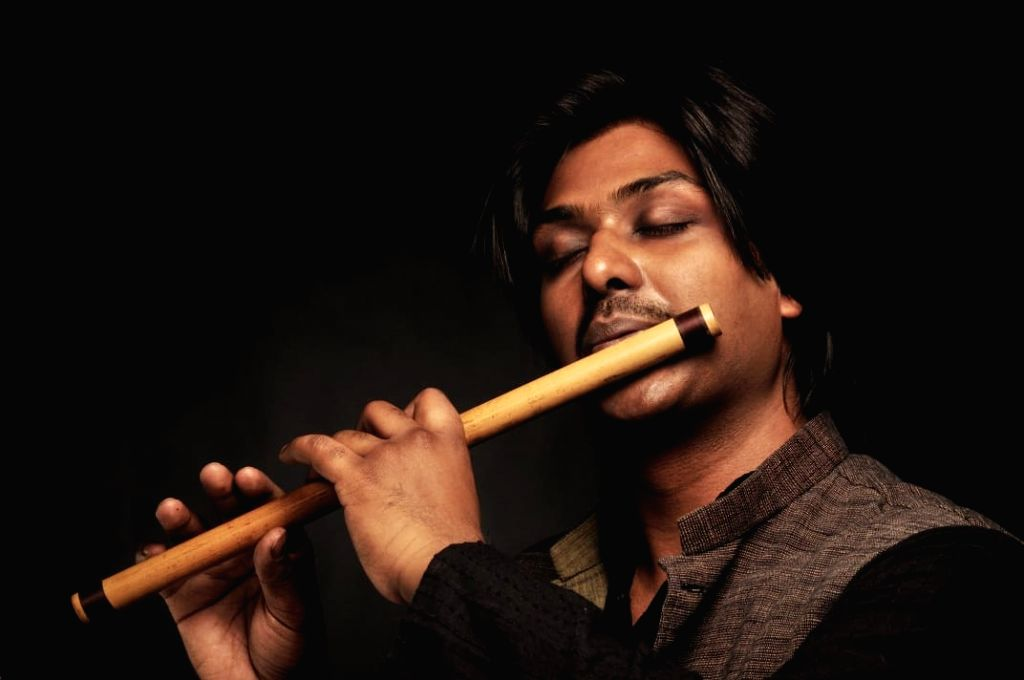 Paras Nath is on a mission to spread the joy of the flute. - Nath