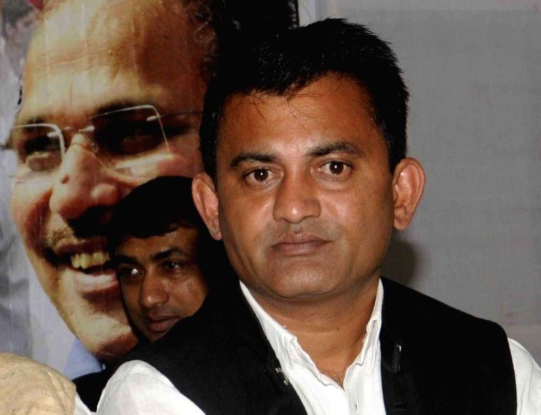 Paresh Dhanani. (File Photo: IANS)