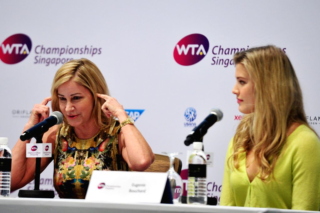 Paris, June 4 (IANS) Multiple Grand Slam champion Chris Evert feels players who have been around the sport for a long time like Serena Williams, Roger Federer and Rafael Nadal will 'dive right into it' when tennis resumes post the COVID-19 pandemic a