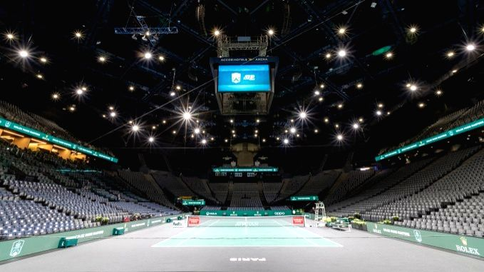 Paris Masters to go ahead as planned amid Covid-19 pandemic